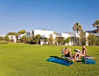 Caravia Beach Hotel Κήπος Κώς