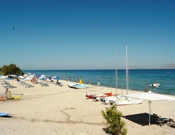 Caravia Beach Hotel  Κώς