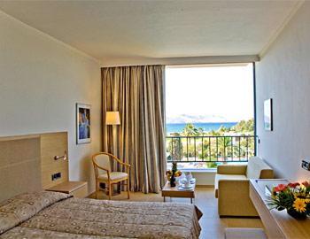 Caravia Beach Hotel Δωμάτιο Κεντρικό Κτίριο Κώς