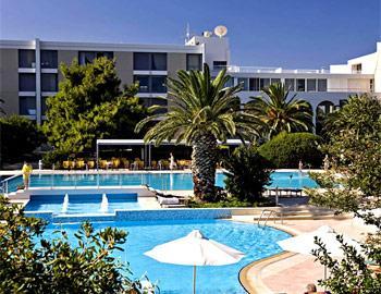 Caravia Beach Hotel Πισίνα Κώς