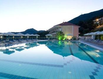 Alea Resort Πισίνα Πάργα