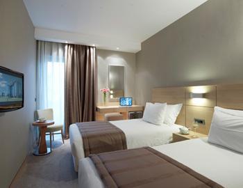 Anatolia Hotel Δίκλινο Χωριστά Κρεβάτια Κομοτηνή