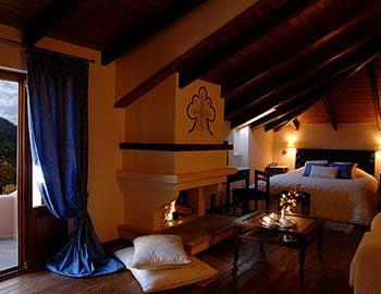Konitsa mountain hotel ιωάννινα
