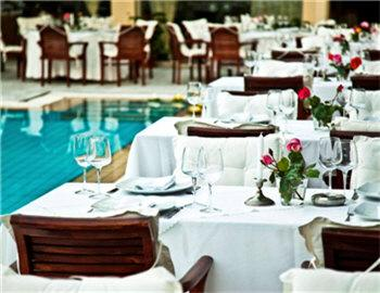 La Piscine Art Hotel Εστιατόριο Σκιάθος Χώρα