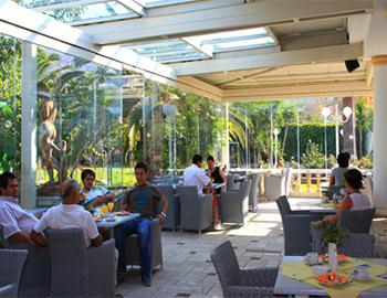 Hotel Sivota Εστιατόριο Σύβοτα