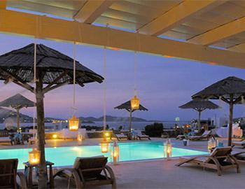 Anemoi Resort Πισίνα Νάουσα