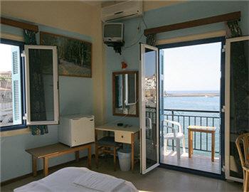 Loukia Hotel Δίκλινο δωμάτιο Χανιά