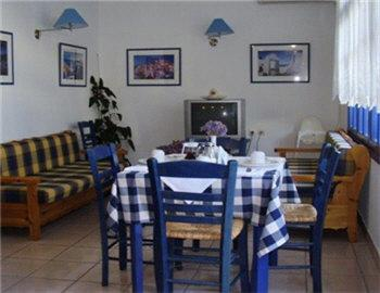 Dilion Hotel Σαλόνι Πάρος