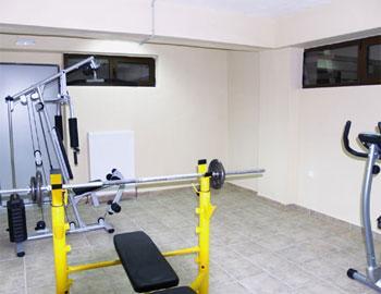 Πέτρινος Λόφος Γυμναστήριο Άβδηρα