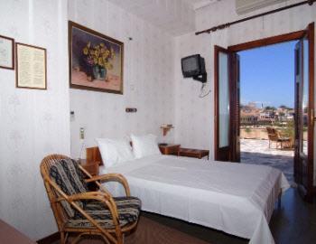 Amphitriti Hotel Μονόκλινο Χανιά
