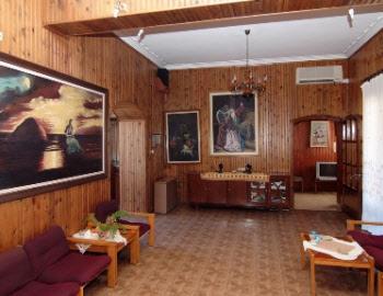 Amphitriti Hotel Υποδοχή Χανιά