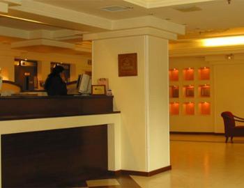 Vergina Hotel Υποδοχή Θεσσαλονίκη Κέντρο