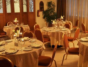 Vergina Hotel Αίθουσα πρωινού Θεσσαλονίκη Κέντρο