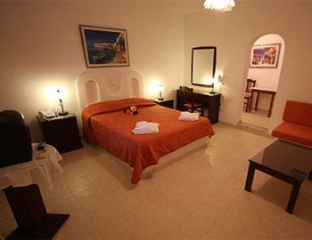 Asteras Paradise Οικογενειακό δωμάτιο Νάουσα