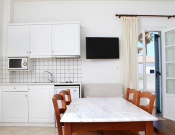 Niriides Τρίκλινο Διαμέρισμα Σπέτσες