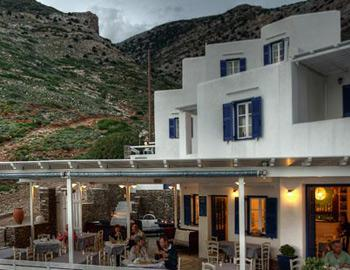 Delfini Apartments Εστιατόριο Καμάρες