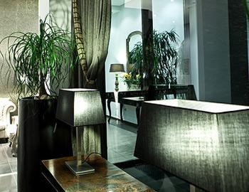 Olympus Thea Boutique Hotel Lobby Πλαταμώνας