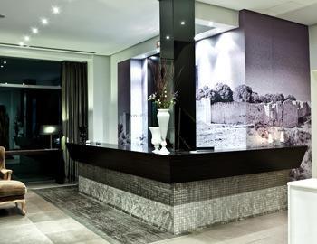 Olympus Thea Boutique Hotel Reception Πλαταμώνας