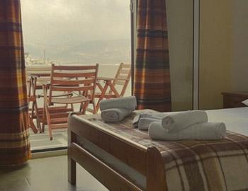 George & Irene Hotel Δίκλινο Ιος