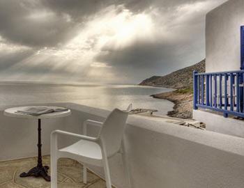 Delfini Apartments Θέα Καμάρες