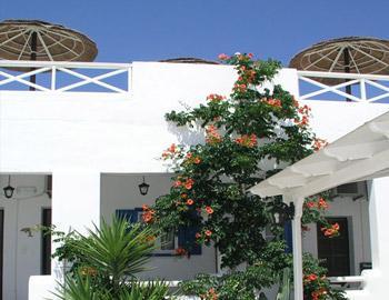 Hotel Helena Αυλή Ίος Χώρα