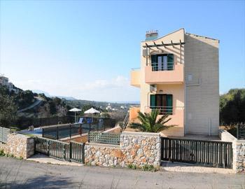 Villas Almyrida ''Ιφιγένεια'' Αλμυρίδα