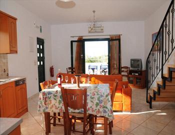 Villas Almyrida ''Ιφιγένεια'' Κουζίνα Αλμυρίδα