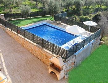 Villas Almyrida Θεα Πισίνα Αλμυρίδα