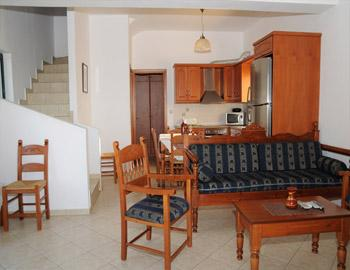 Villas Almyrida ''Καλυψώ'' Κουζίνα Αλμυρίδα