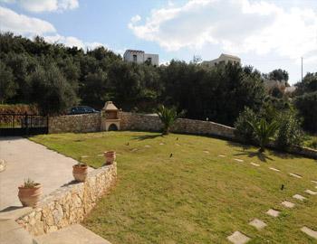 Villas Almyrida ''Καλυψώ'' Κήπος Αλμυρίδα