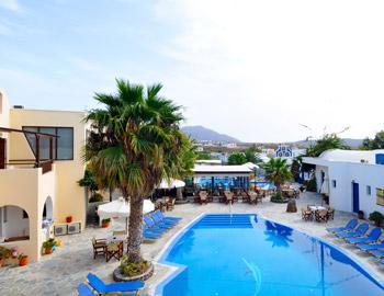 Hotel Village Mathios Θέα Πισίνα Ακρωτήρι