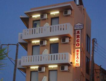 Argo Beach Μπαλκόνια Πόλη Χανίων