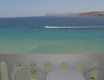 Argo Beach Θέα Δωμάτιο Πόλη Χανίων