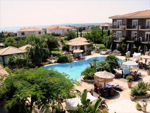 Achtis Hotel Πανοραμική Άφυτος
