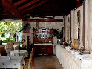 Achtis Hotel Εστιατόριο Άφυτος