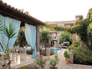 Achtis Hotel Αυλή Άφυτος