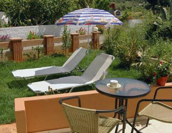 Marianna Apartments Κήπος Αλμυρίδα