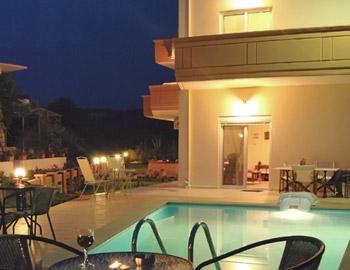 Marianna Apartments Πισίνα Αλμυρίδα