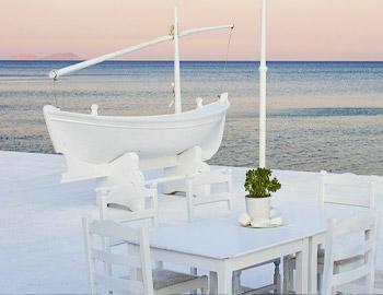 Aphrodite Beach Hotel Εστιατόριο Καλαφάτη