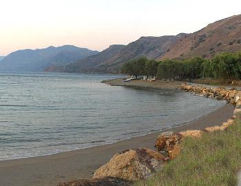Camping Nopigia Παραλία Νοπήγεια Κίσσαμος