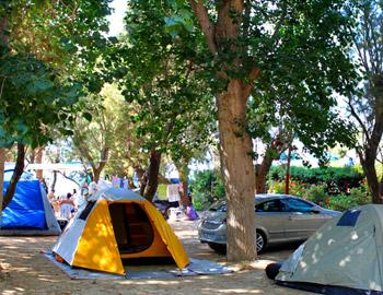 Camping Nopigia Σκηνές Κίσσαμος
