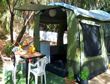 Camping Nopigia Σκηνή 1 Κίσσαμος