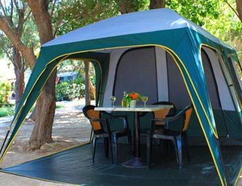 Camping Nopigia Σκηνή 2 Κίσσαμος
