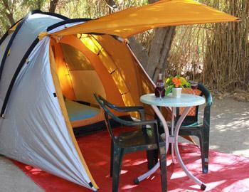 Camping Nopigia Σκηνή 3 Κίσσαμος