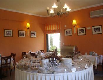 Villa Thomais Luxury Living-Aqua Gym & Spa Πρωινό Επίσκοπος Νικιάνα