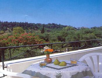 Villa Aloe Studio Σύβοτα