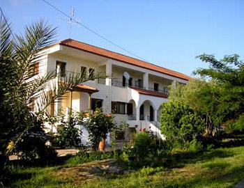 Villa Aloe Κήπος Σύβοτα