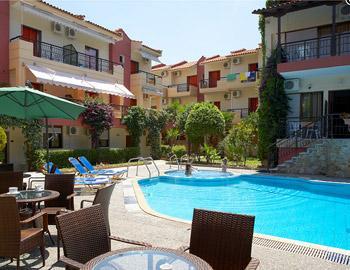 Pelli Hotel Εξωτερική Χαλκιδική