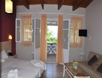 Rouda Bay Hotel Μεζονέτα Μικρός Γιαλός