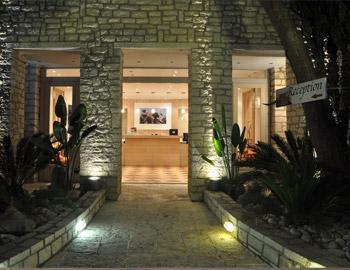 Rouda Bay Hotel Υποδοχή Μικρός Γιαλός